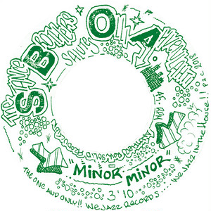 "【7""】Olli Ahvenlahti & The Stance Brothers - Minor Minor"