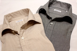 CADETTO ORIGINALS SHIRTS Houndstooth