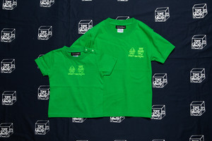 CRASTY des CROWN KIDS TEE (GREEN)