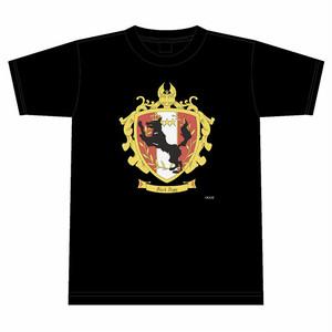 10月下旬お届け予定【4573155997045】寄宿学校のジュリエット 黒犬Tシャツ(フリーサイズ)
