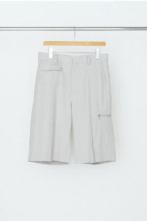 Allege Wide Shorts Grey AL20S-PT08