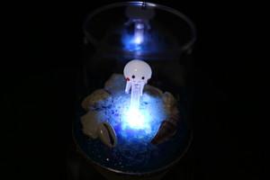 Healing lamp プチオーシャン クラゲ