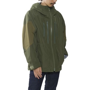 GORE-TEX MOUNTAIN PARKA - KHAKI