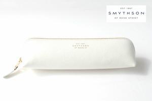 スマイソン|SMYTHSON|パナマ ペンケース|PANAMA|ホワイト