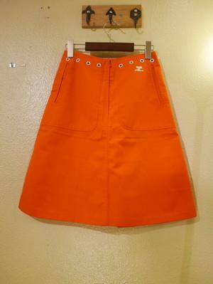 1960's Courreges Skirt