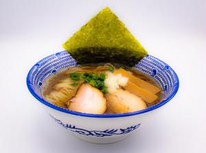 煮干そば2食入(冷凍スープと麺のセット)