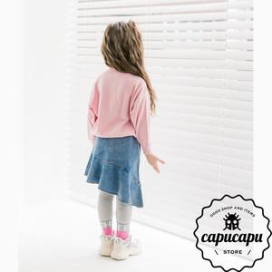 [sold out] asymmetry denim skirt アシンメトリーデニムスカート