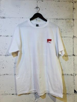 【IF I FELL】IF I FELL×stiffslack Tシャツ