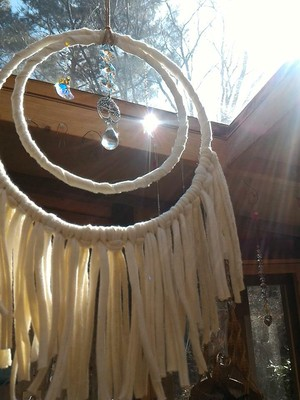 dream suncatcher  **aurora octagon