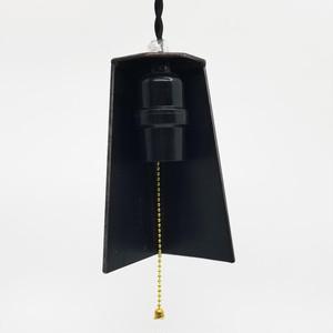 【期間限定商品】アイアンペンダント (LED電球付き)