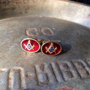 vintage   Freemasonry accessory
