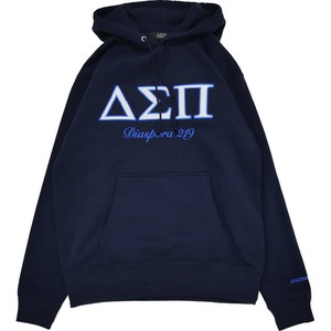 Standards Hooded Sweatshirt (Navy)