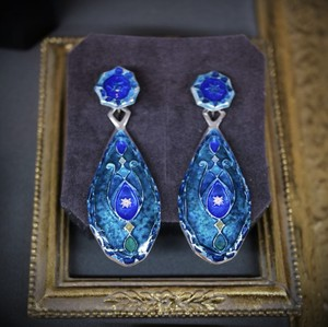 Laputa 5way Jewelry + Diamond イヤリング