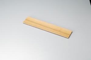 白木塗タモ盛皿 15