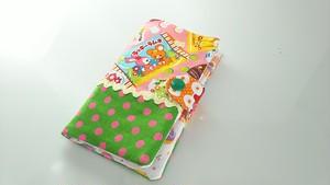 カードケース♪ハンドメイドはいから横丁駄菓子pink