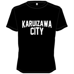 KARUIZAWA CITY  ( Black / White )