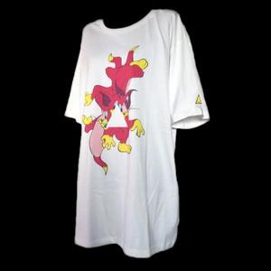 """CAT"" printed T-shirts"