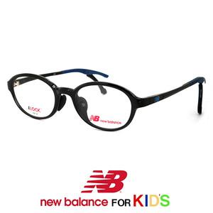 ( ニューバランス ) 子供用 メガネ nb09078-1 New Balance 眼鏡 メンズ 男の子 new balance  小学校 低学年 キッズ NB [ダミーレンズ付き]