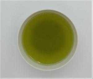 郷里の華<棒茶> 奥みどり(100g)-冠せ茶-