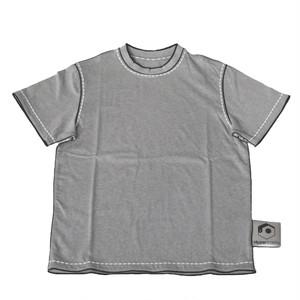 Hypertrophy Fat Stitch T-shirt gray