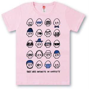 #460 Tシャツ VARIETY/PNK