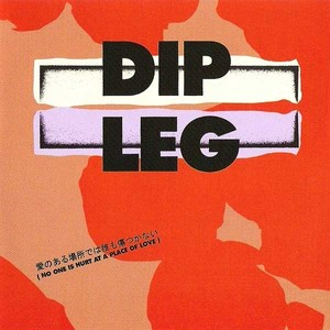 DIPLEG / no one is hurt at a place of love(CD)