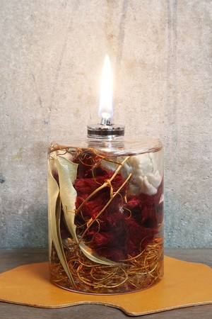 PLANTAHOLIC OIL LAMP No.9 -Celosia-