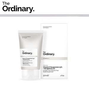 【海外メール便】The Ordinary. Vitamin C Suspension 23% + HA Spheres 2% 30ml オーディナリー (769915190700)
