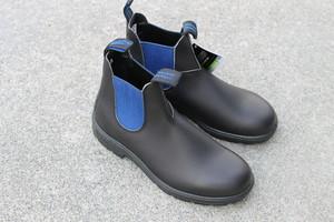 BLUNDSTONE / #515 Voltan Black/Blue