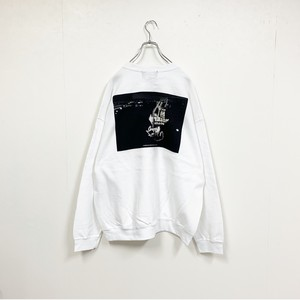 PHOTO SWEAT(WHITE)