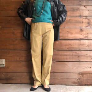 Cotton pants 【Vintage  product】