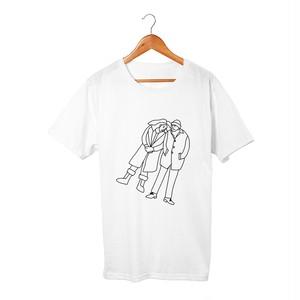 Joel & Clementine #2 Tシャツ