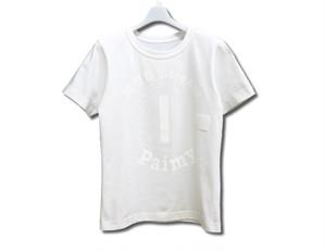 Paimy_17SS_ロゴTシャツ/ホワイト