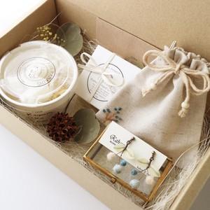 【Xmas box】ホワイトリーフ