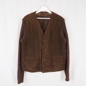 Vintage Corduroy&Knit Jacket
