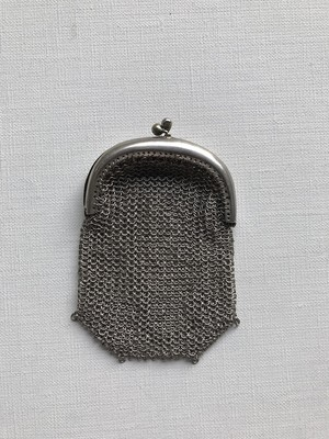 silver purse / france