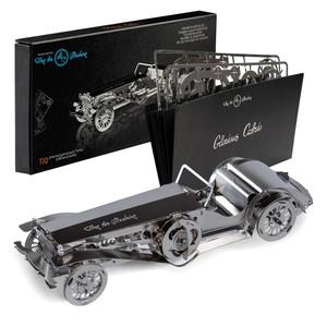Glorious Cabrio 2 グロリアスカブリオ2 Time for Machine タイムフォーマシン 組み立てキット ステンレス製