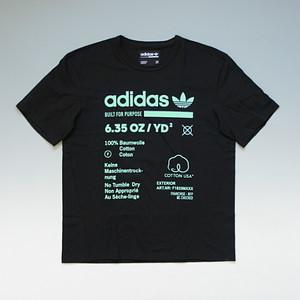 【メール便対応】adidas Orijinals アディダス オリジナルス KAVAL GRP TEE カバルグラップTシャツ ブラック