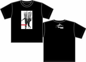 【緊急商品化】白幡いちほ&先斗ぺろコミケでゴキ帝JKに一番もてるコスプレTシャツ/サイズL