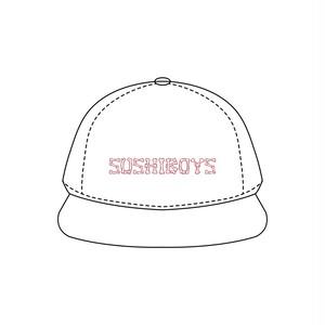 SUSHIBOYS メッシュキャップ