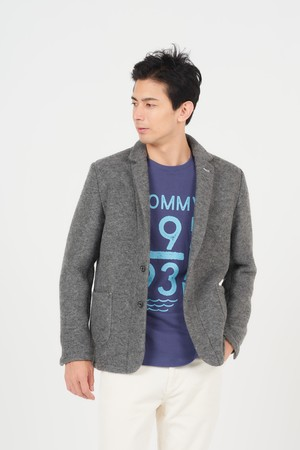 MAKING IT HAPPEN TENTH JACKET/DK GREY