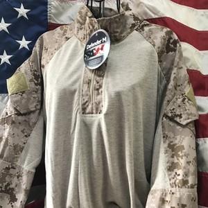 DEFENDER M FROG 海兵隊 USMC コンバットシャツ 上下セット
