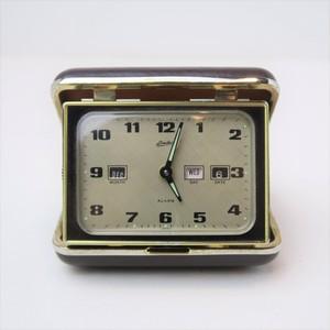 Linden 月日曜日付きの旅時計