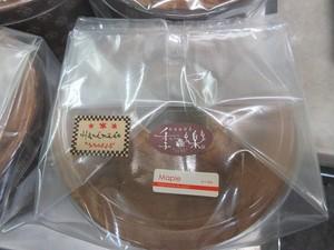 手作りシフォンケーキ「メープル」18cm