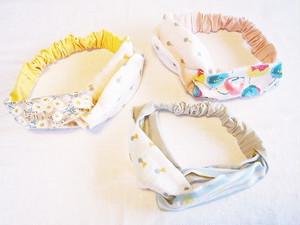 textile ヘアバンド(baby)