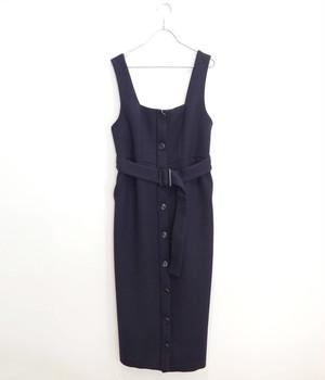 SACRA /  ベルテッドジャンパースカート