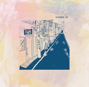 "【予約/7""】YASU-PACINO - ESSENCE EP"