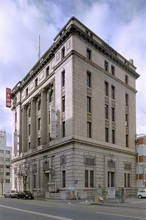 『日産ビル/中国銀行神戸支店/旧村井銀行神戸支店 1995(その1)』