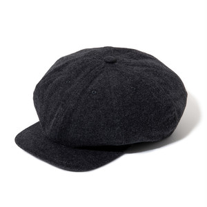"Just Right ""Sports-Newsboy Cap"" Charcoal"