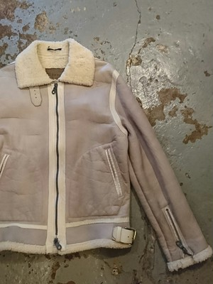 "Y's for men ""MOUTON JACKET"""